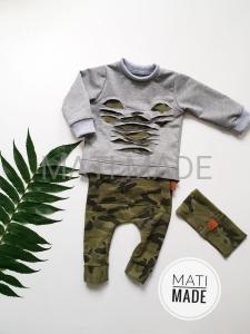 22f350a9db9f20 Komplety - Mati Made - Dzianinowe ubranka, odzież i akcesoria dla dzieci